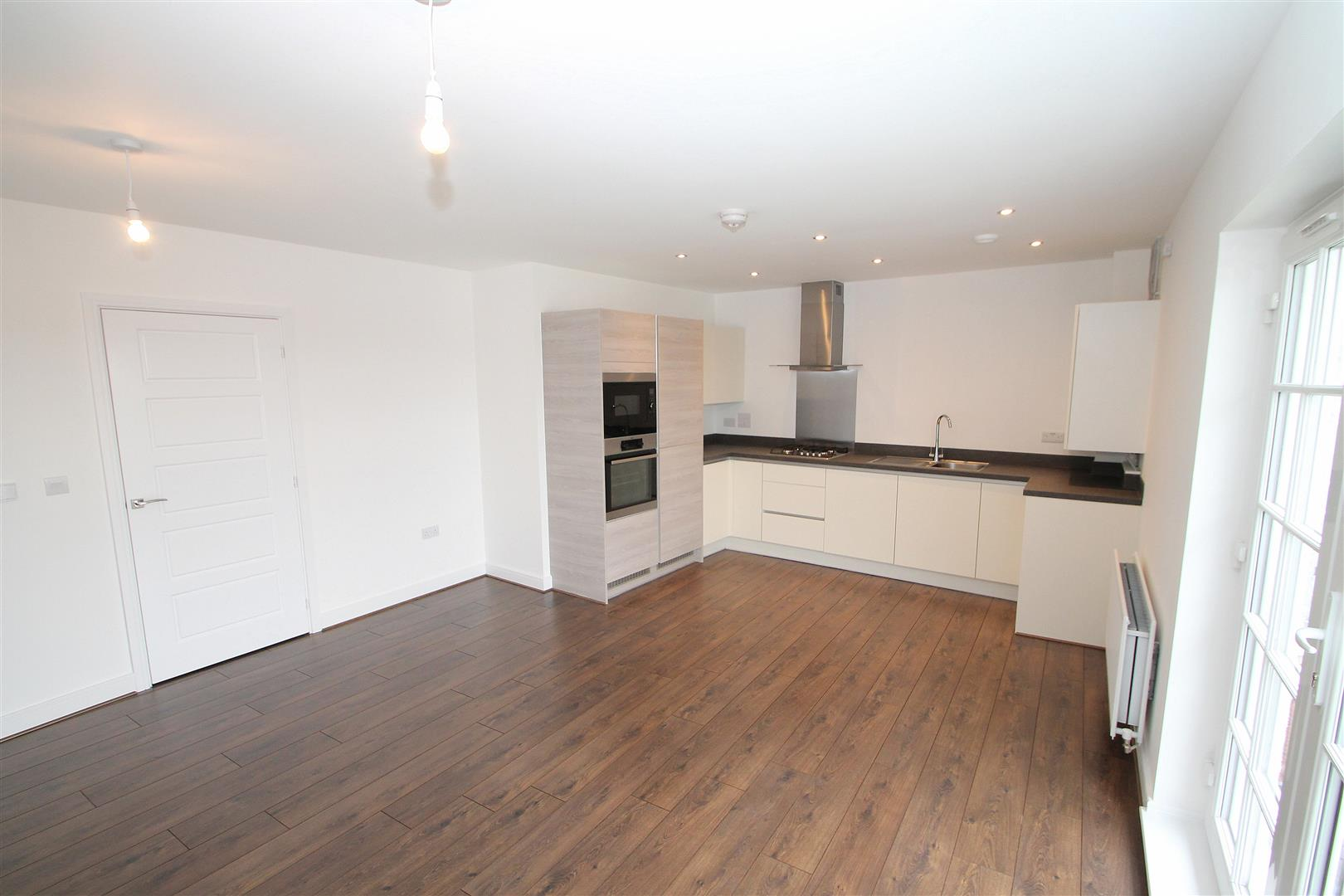 Candy Dene, Ebbsfleet Valley, Swanscombe - Town and City Homes